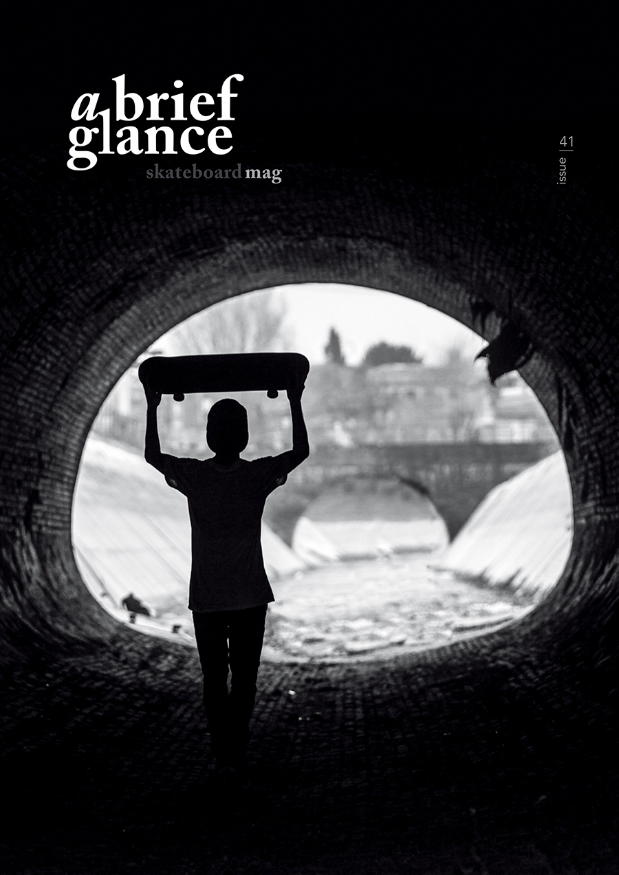 a brief glance issue #41