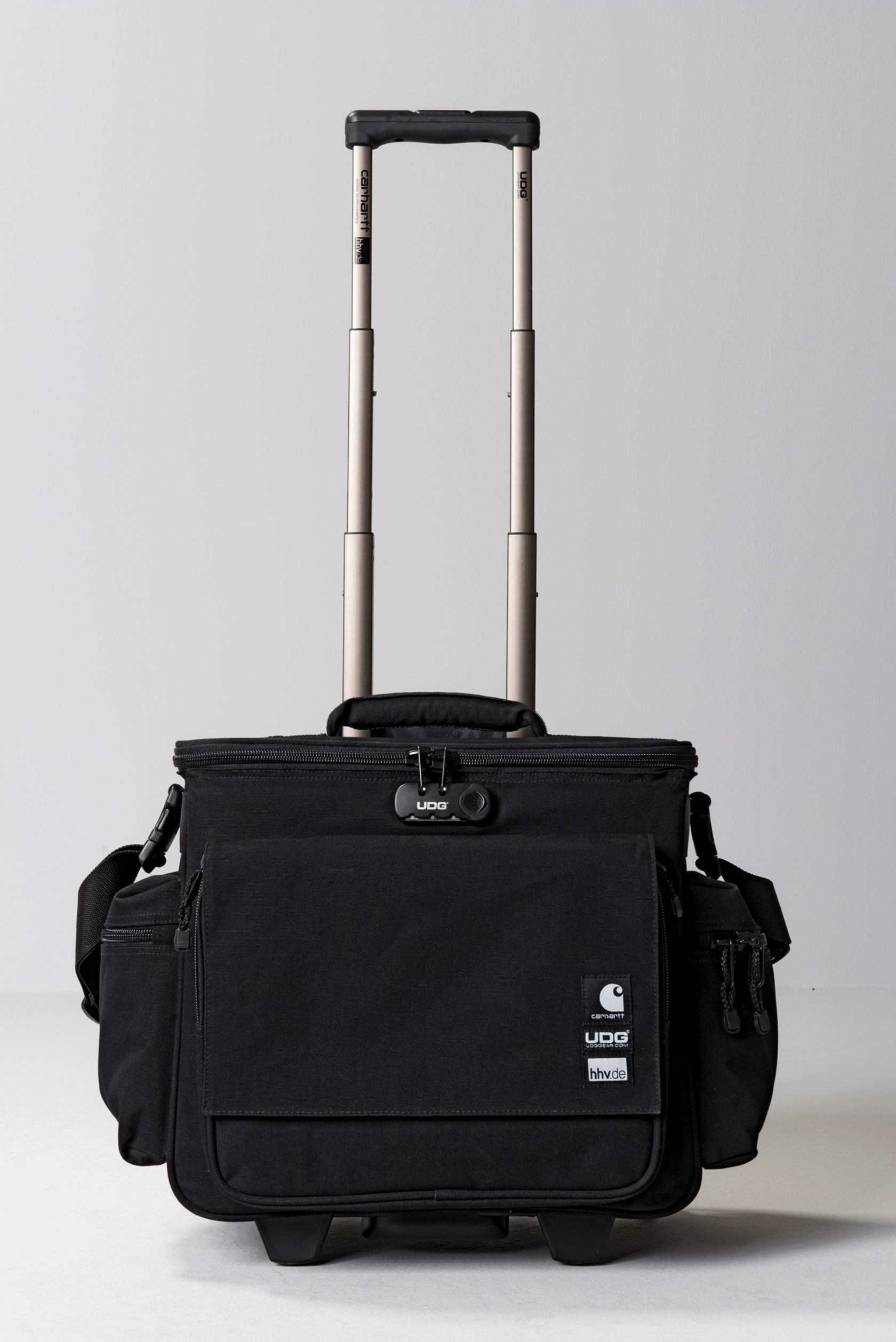 a0f4b0308f7 Carhartt WIP Carhartt WIP x HHV x UDG Sling Bag Trolley »For The Record« |  carhartt-wip.com