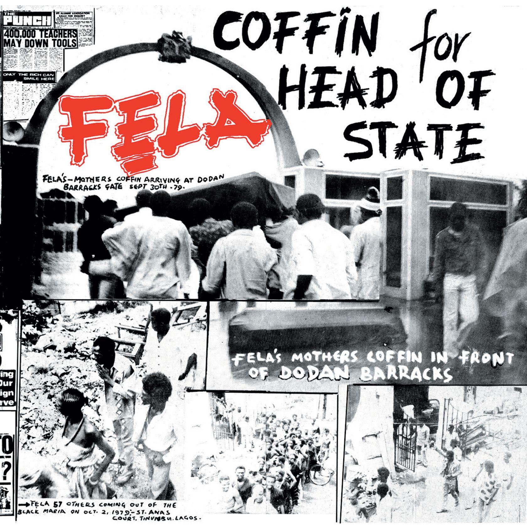 Carhartt WIP Artist Feature: Femi Adeyemi on Fela Kuti | carhartt