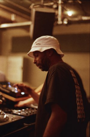 Theo Parrish (picture by Max Krüger)