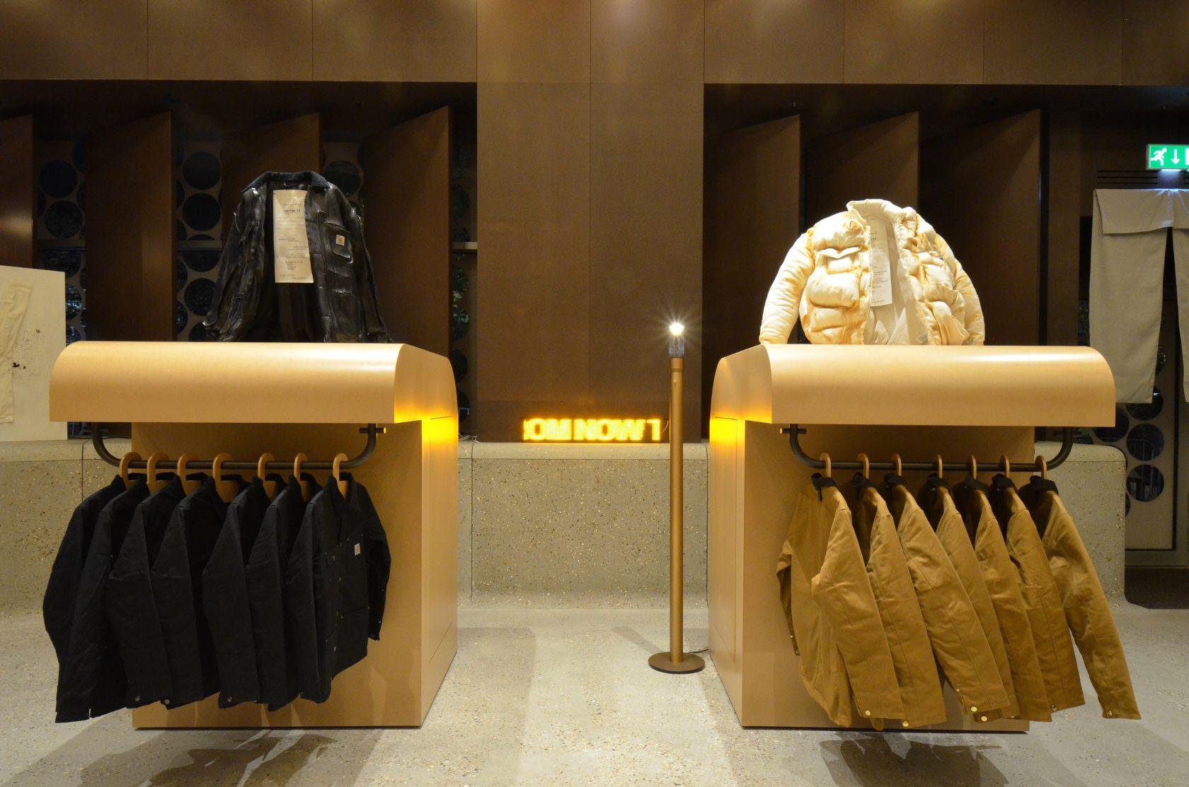 f05bcdf414 Carhartt WIP Carhartt WIP King's Cross London Store – Now Open .