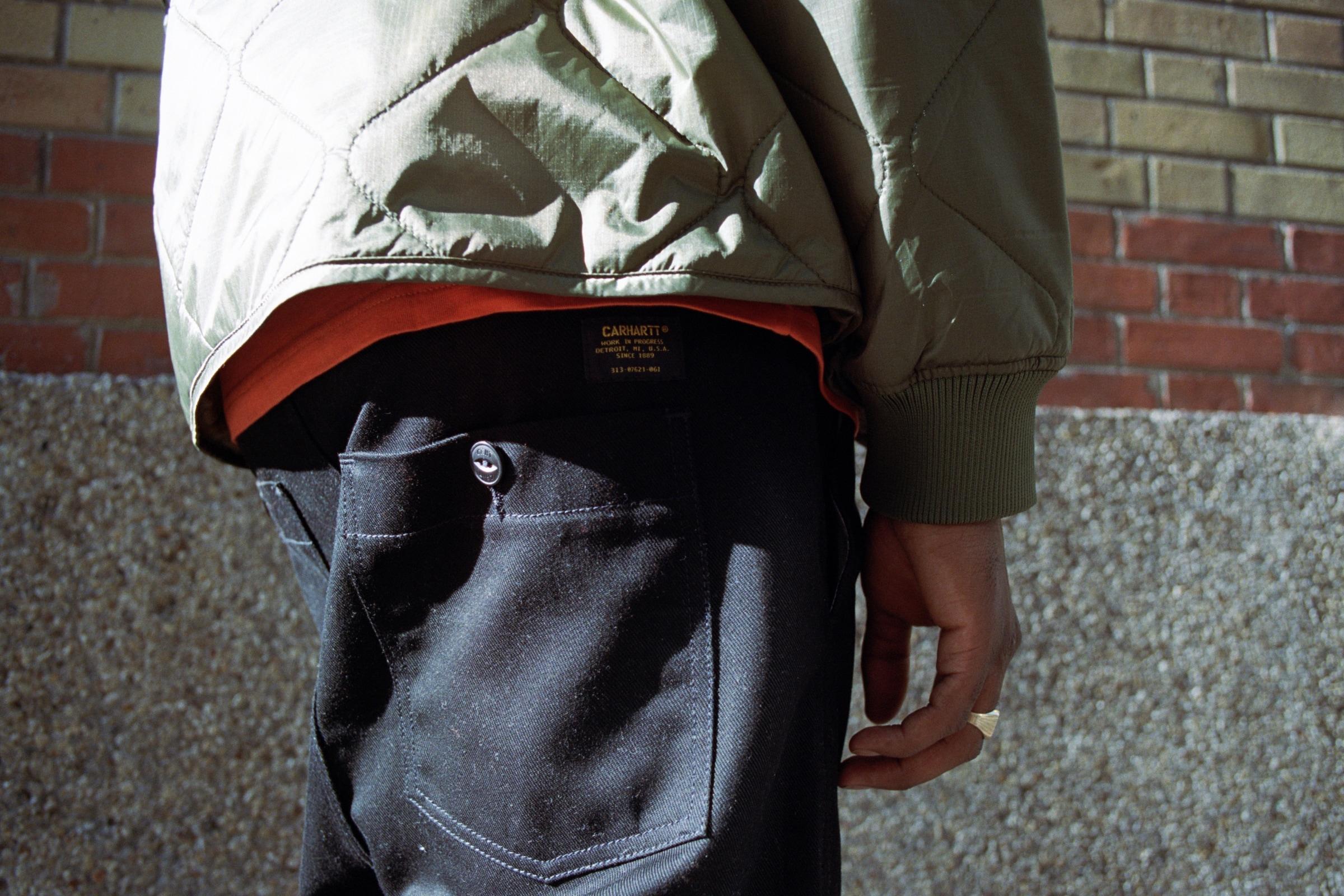 świetna jakość sprzedawca detaliczny kod promocyjny Carhartt WIP Military Pants   carhartt-wip.com