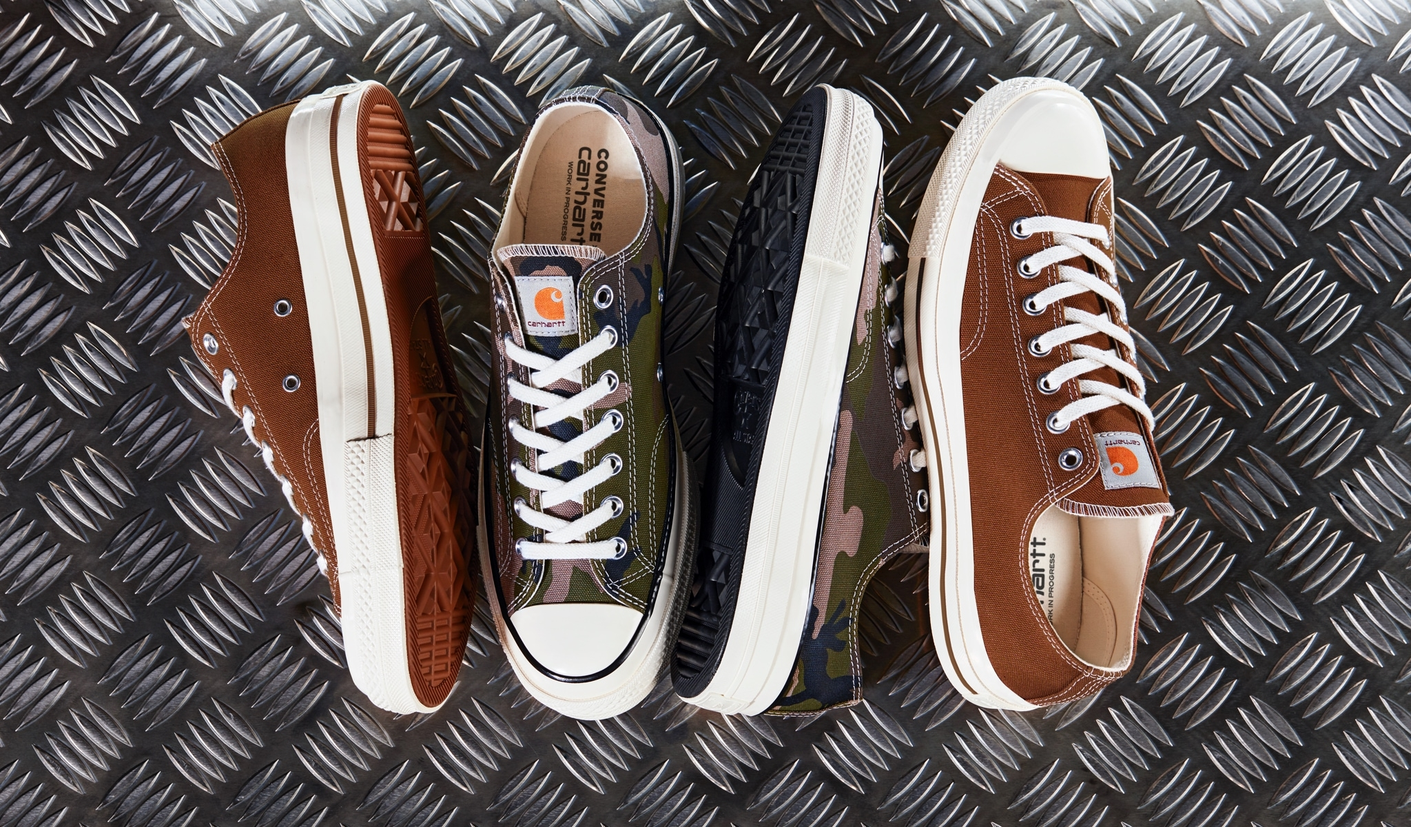 Carhartt WIP Converse for Carhartt WIP Stores Exclusive