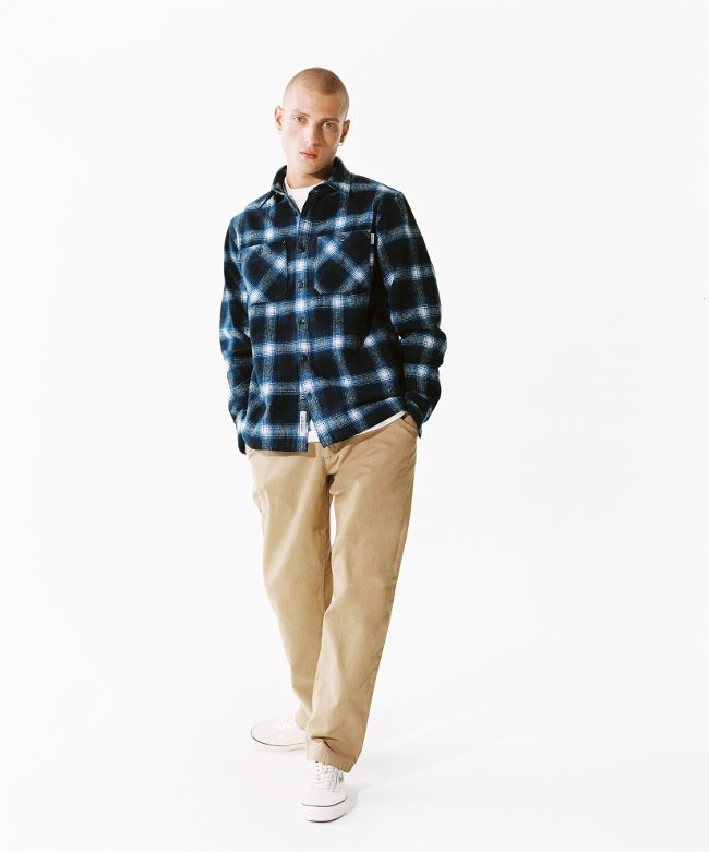 Halleck Shirt & Johnson Pant