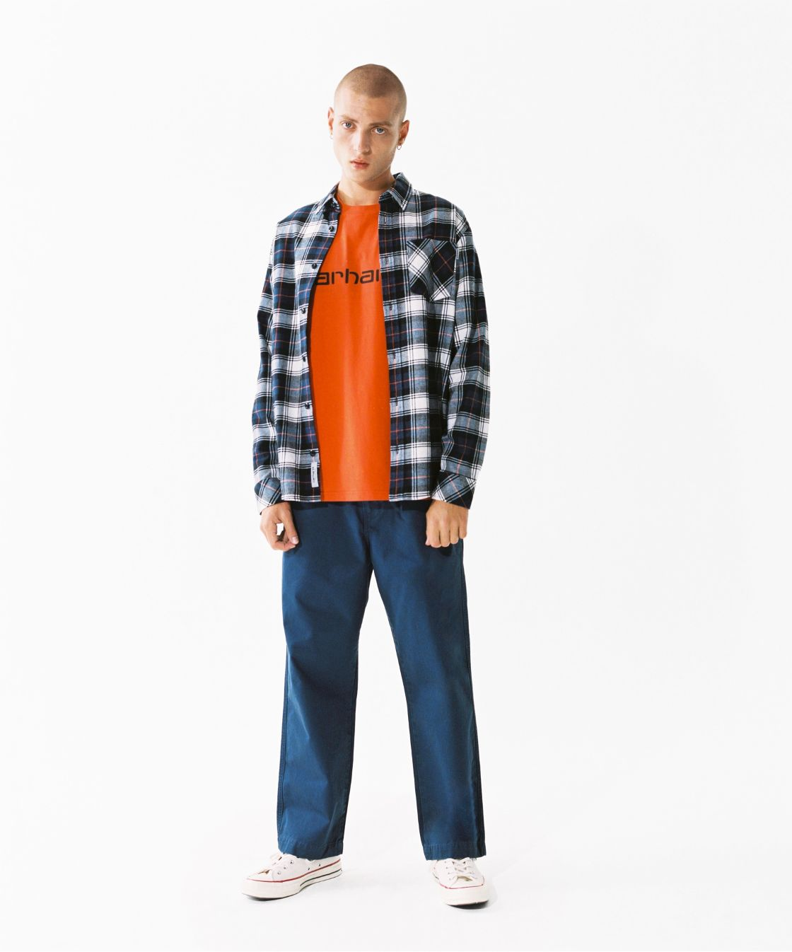 Bostwick Shirt & Dallas Pant