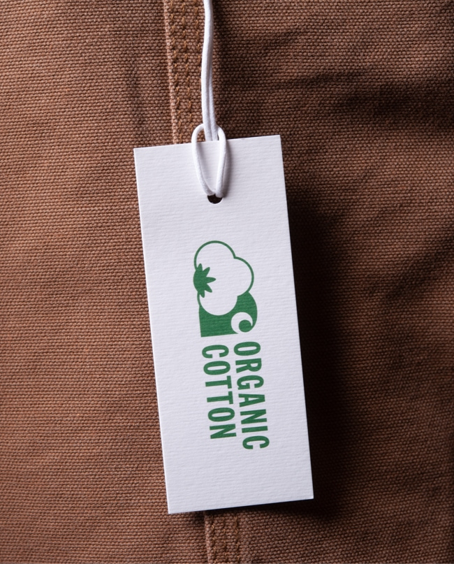 Look for this logo on our hangtags.