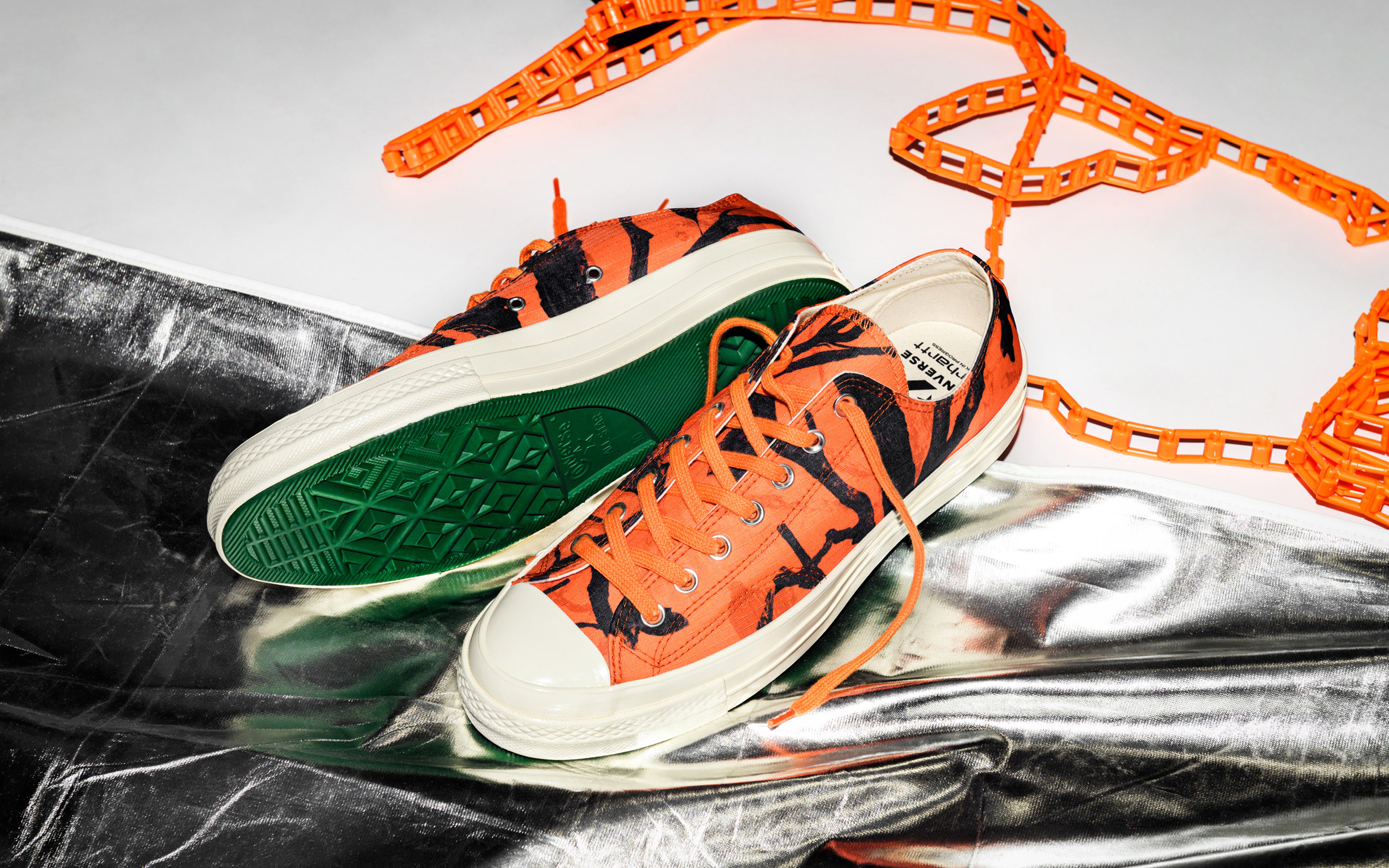 Carhartt WIP Converse for Carhartt WIP Stores Exclusive F